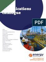 Publications Catalogue 2018 Final