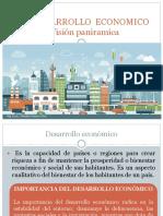 1. El Desarrollo Economico