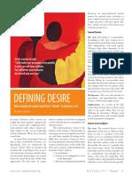 Defining Desire