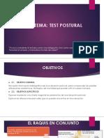 Test Postural
