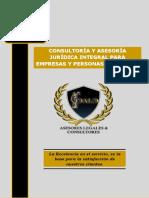 Dald Asesores Legales Asociados. 2019 Brochure