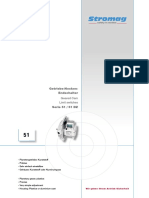 Stromag Type 51 Catalogue