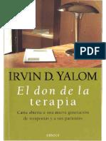 Kupdf.net Libro El Don de La Terapia Yalom