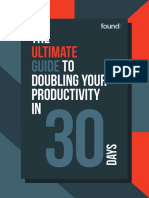 Foundr Productivity eBook