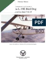 Cessna L-19E Dans l ALAT