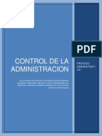 Control de Administración revista