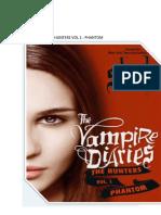 L.J.smith El Diario de Vampiros Los Cazadores Fantasma