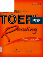 How to Master Skills for the TOEFL IBT Reading Intermediate