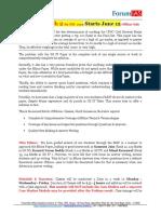Ethics Module Batch 2 by ForumIAS