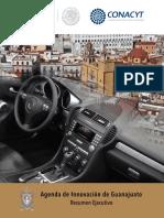 Agenda de Innovación de Guanajuato