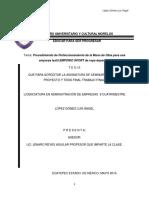 Seminario de Tesis Procedimiento de Perfeccionamiento de Mano de Obra Hipotesis PROYECTO.dotx