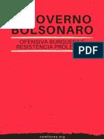 -eBook- Cem Flores - O Governo Bolsonaro -Ofensiva Burguesa e Resistência Proletária