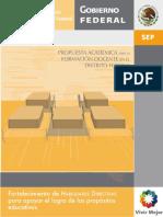 Guia Del Facilitador Fortalecimiento de Habilidades Directivas
