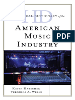 Keith Hatschek_ Veronica a Wells - Historical Dictionary of the American Music Industry (2018, Rowman & Littlefield Publishers)