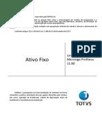 Apostila Ativo Fixo_v11_protheus