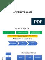 Artritis Infecciosas