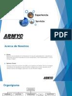 Curriculum Armyc