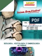 Histologia - Parte 1 - Enfermagem UNIP.pptx