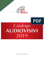 Paoline Catalogo Audiovisivi