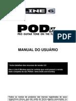 Manual PODxt.live Port