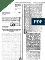Estatutos Sociales de La Sociedad Mercantil CVG Productos Forest Ales de Oriente C.a. - CVG PROFORCA