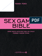 Sex Games Bible More Erotic Activities Than You Could Possibly Imagine Trying.epub