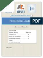 Ecuaciones Diferenciales Unidad 2 Civil 4b