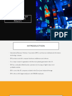 Corporate Finance -