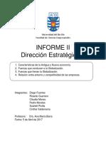 Informe Dhl España