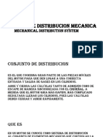 CONJUNTO DE DISTRIBUCION MECANICA.pptx