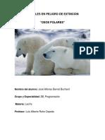 Animales en Peligro de Extincion (1)