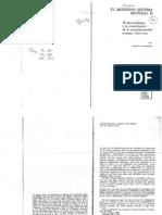 Wallerstein - El moderno sistema mundial (Págs. 5-14 49-98)
