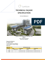 Facade Technical Specification-Rev0