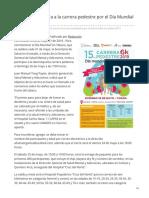 21-05-2019 - Invita Salud Sonora a la carrera pedestre por el Día Mundial Sin Tabaco 2019 - Canalsonora.com