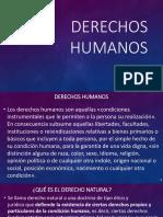 Derechos Humanos Escolarizado