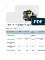 Ficha Técnica Del Fmx