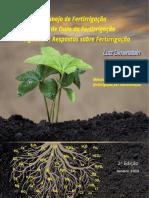 Manejo de Fertirrigação - Dimenstein - Janeiro 2019
