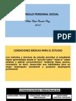 Desarrollo Personal Social
