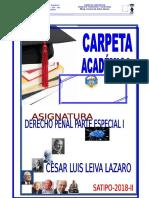 CARPETA ACADEMICA DE DERECHO MUNICIPAL Y REGIONAL.doc