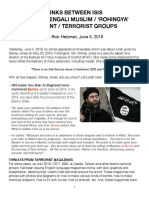 ISIS and Other Links