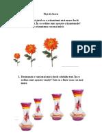 Fisa flori