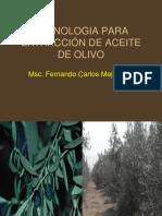 TECNOLOGIA DE EXTRACCIÓN DE ACEITE DE OLIVO.ppt