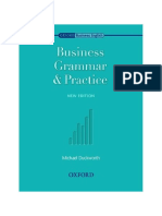 Oxford Business Grammar Intermediate BG B1_B2