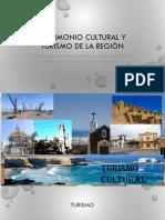 Patrimonio Cultural y Turismo de La Región II