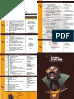 Programa Da Semana Africana