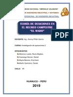 Informe Recreo Campestre Wado