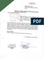 SPDA asume el patrocinio de Edgar Kuno