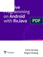 Programming on Android With RxJava