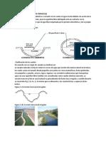 Circulación Del Agua en Canales