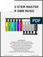 How to Stem Master Your Own Music eBook